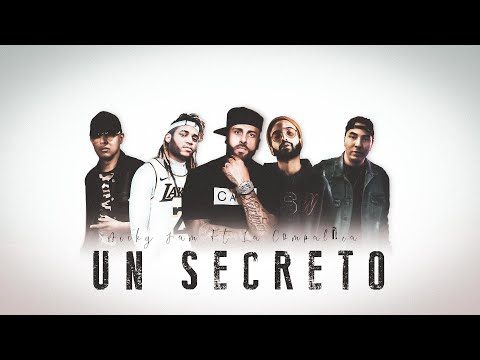 Un Secreto (Audio) - Nicky Jam Ft. La Compañia l Musica Nueva 2014