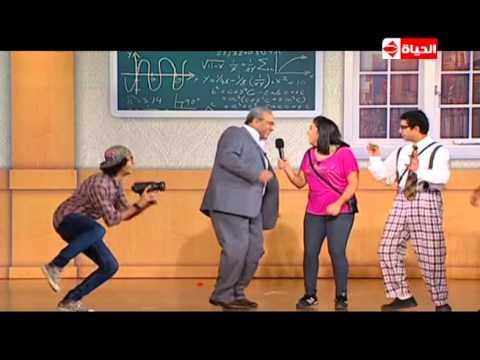 تياترو مصر - الجمعة الـ8 مساءاً | النجم بيومي فؤاد :