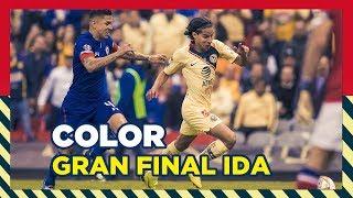 COLOR Gran Final IDA América 0-0 Cruz Azul Estadio Azteca