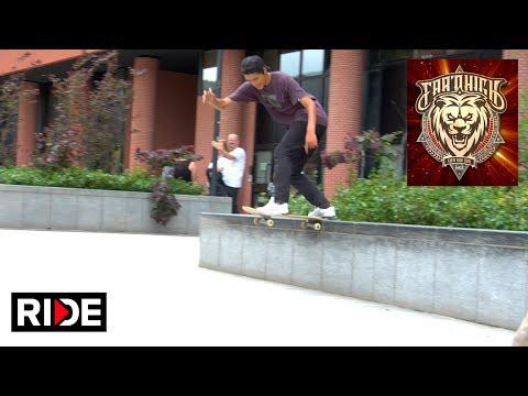 TJ Rogers, Yuri Facchini Skate Évry Plaza + Mini Ramp Best Trick