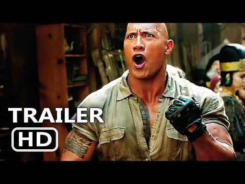 JUMАNJІ 2 International Trailer # 3 (2017) New Footage, Dwayne Johnson Adventure Movie HD