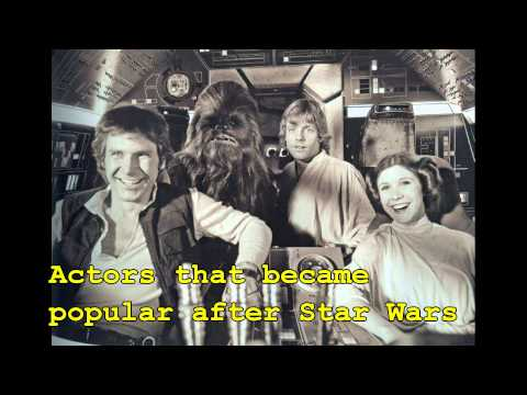 Star Wars Legacy (Making of, actors, pop-culture)