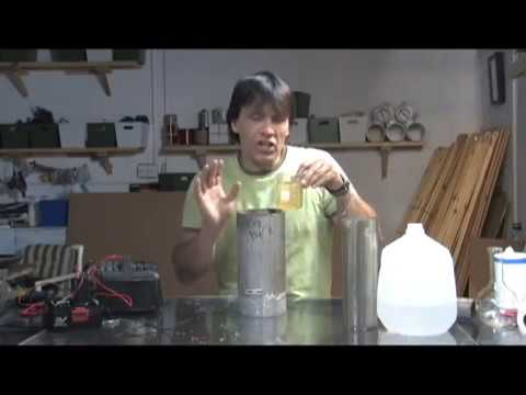 HYDROGEN HHO GENERATOR greenpowerscience - YouTube