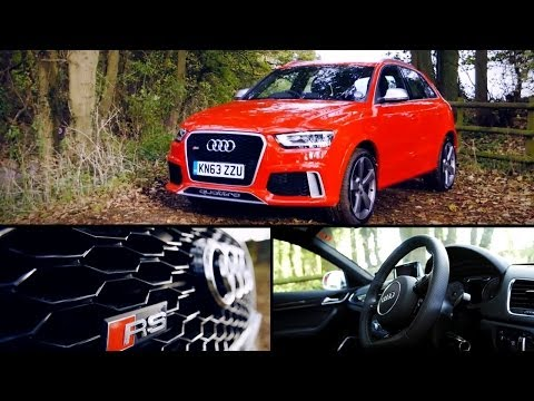 2014 Audi RS Q3 Review and Test Drive