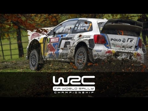 Stages 17-19: Wales Rally GB 2013