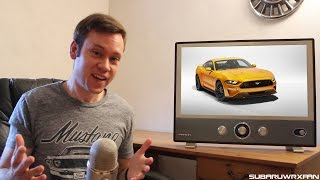 2018 Mustang Officially Revealed + My Thoughts!