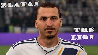 Fifa 19 Zlatan Ibrahimovic skills