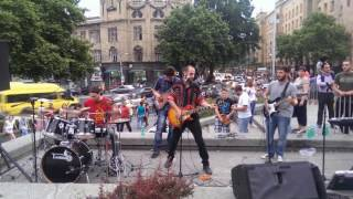 Street Music Day Tbilisi - 2014(Lost generation)