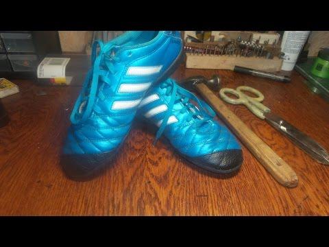 Реставрация кроссовок своими руками 64
