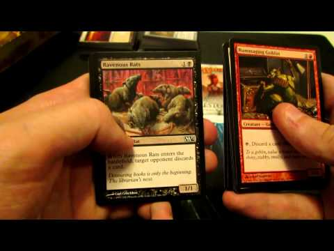 Magic The Gathering- Deck Builders Toolkit 2013 Opening