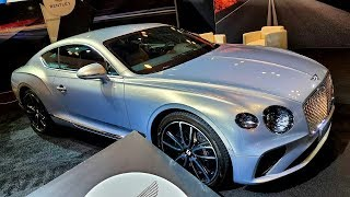 ALL NEW 2019 Bentley Continental GT !!!