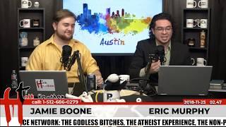 Talk Heathen 02.47 with Eric Murphy & Jamie Boone