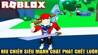 ROBLOX   Cầm Rìu Siêu Cấp Cân Hết Fan Bị Fan Hội Đồng Lại   Weapon Battlegrounds    Vamy Trần