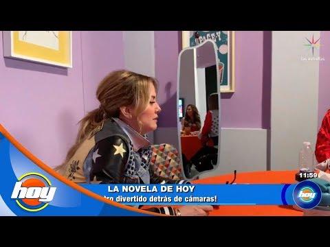 Curso intensivo de 'Monólogos de la vagina' con Andrea Legarreta | La novela de HOY thumbnail