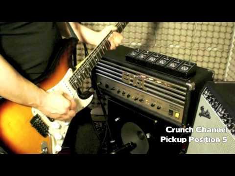 PlayRock - ENGL E650 - Ritchie Blackmore Signature - Celestion V30 - Demo - Sound Test