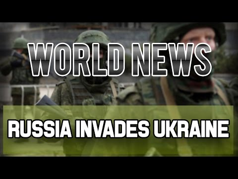 Russia Invades Ukraine November 2014