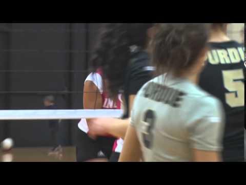 Megan Tallman Block: Volleyball Spring Bash
