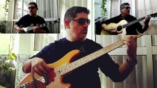 Alannah Myles - Black Velvet Bass & Guitar Cover