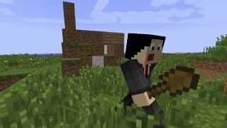 Noob Playing Minecraft Movie Trailer
