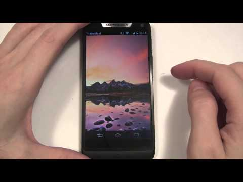 Motorola RAZR i (XT890) unboxing and hands-on