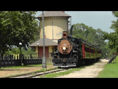 Texas State Railroad June 2014, part 2