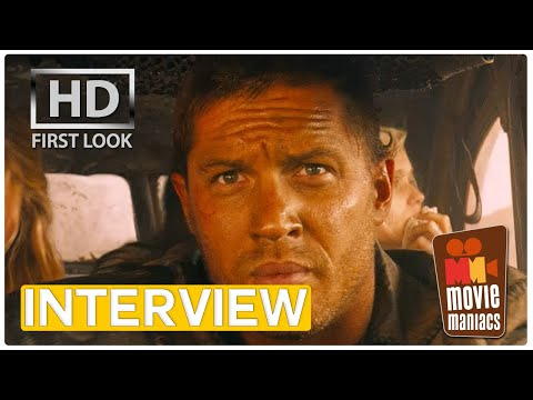 Mad Max Fury Road | Biker vs. War-Rig FIRST LOOK clip (2015) Charlize Theron