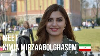 The IBS experience with Kimia Mirzaabolghasem