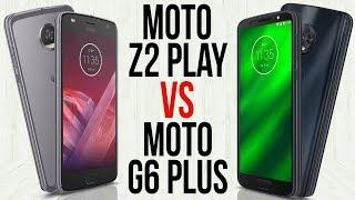 Moto Z2 Play vs Moto G6 Plus (Comparativo em 3 minutos)