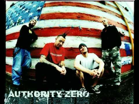 Authority Zero - Lost