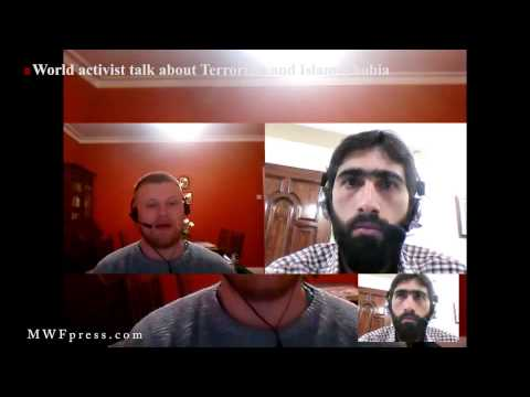 The second video conference of MWFpress on terrorism and Islamophobia (Part 5)