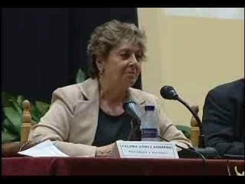 Conferencia de Paloma Gómez Borrero en Figueroles