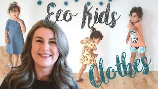 Sustainable Fashion for KIDS | Clothing Brand Reviews