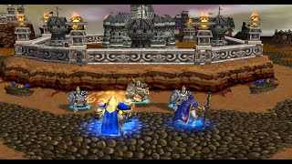 Warcraft 3: Arthas Campaign - Humans 05 - The Landing