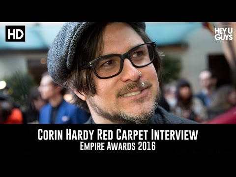Corin Hardy Red Carpet Interview - Empire Awards 2016