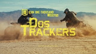 ICON 1000 Dos Trackers - Harley Sportster vs. Indian Scout