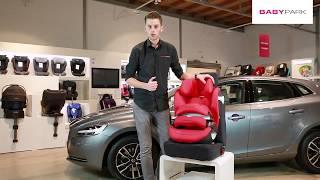Cybex Juno M-Fix autostoel | Review