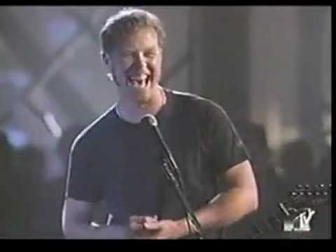 Metallica - MTV Unplugged