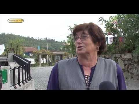 Habitantes de Sobrosa elogiam freguesia - Paredes 2009