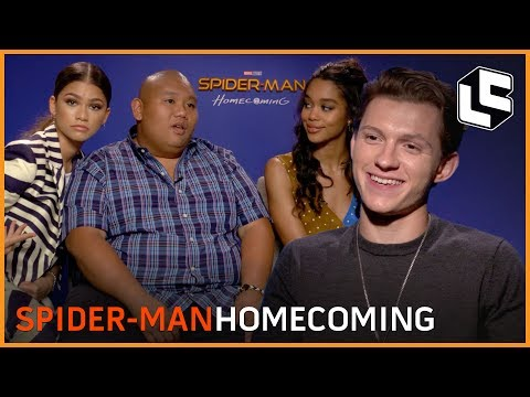 Spider-Man: Homecoming - Cast Interview thumbnail
