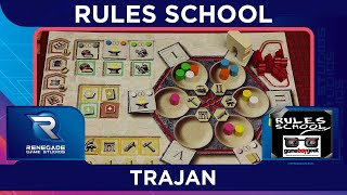 How to Play Trajan (Rules School) with the Game Boy Geek