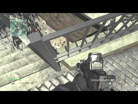 MW3 Glitches - *NEW* Best Online Infected Spots! *AFTER PATCH* [Part 2]