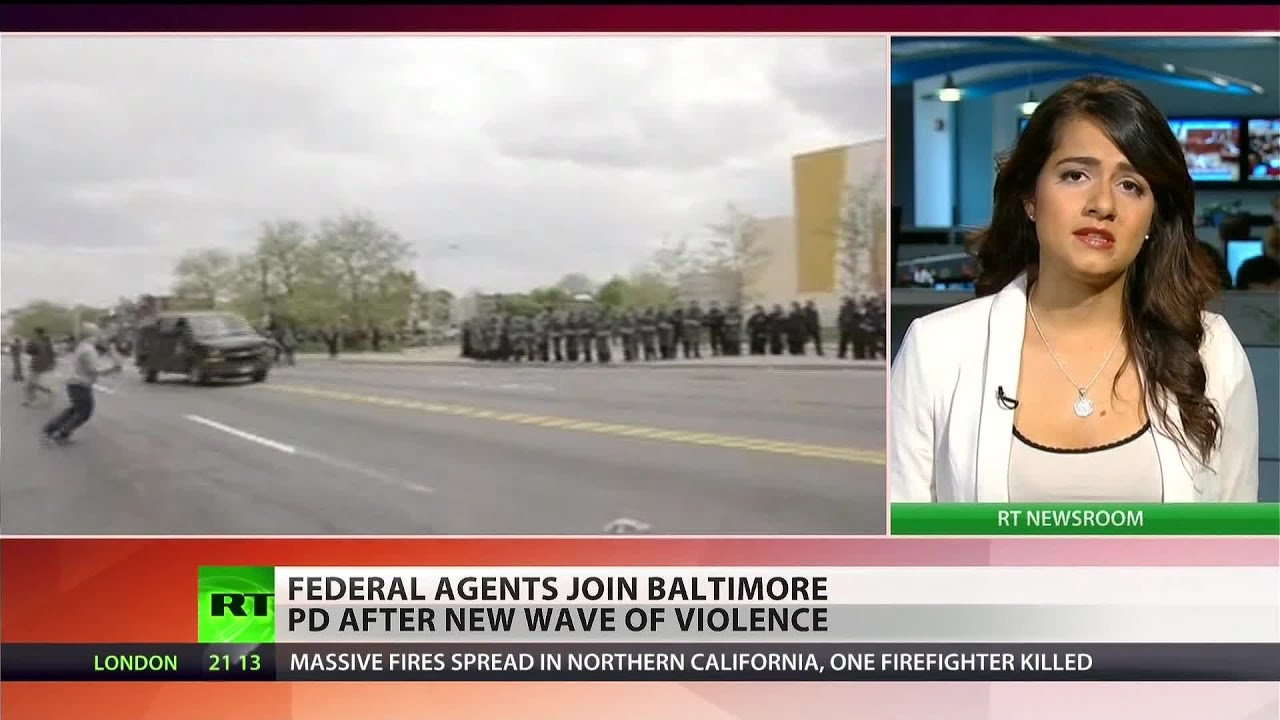 Federal agents added to Baltimore homicide squad after escalation in violence