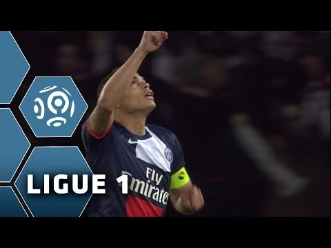 But Thiago SILVA (10') - Paris Saint-Germain-FC Nantes (5-0) - 19/01/14 - (PSG-FCN)