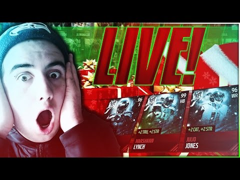 SLAY LIVE! INSANE ULTIMATE FREEZE NEWS! ROASTING CHILDREN, EXPOSING YOUR GRANDMA LIVE. Madden Mobile