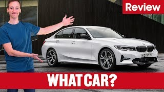 2019 BMW 3 Series review – the best handling executive car you can buy? | What Car?