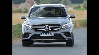 Essai Mercedes GLC 350 e Fascination (2018)