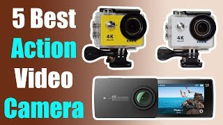 5 Best Action Video Camera