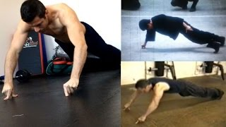 Two Finger Push Ups for Everyone I Training Motivation