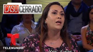 Caso Cerrado | 16 Year Old Dropout Turned Video Game Addict👦📓🎮💉 | Telemundo English