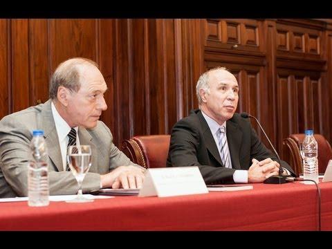 Lorenzetti y Zaffaroni presentaron una nueva investigaci�n de la Corte sobre homicidios dolosos